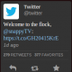 WordPress Widget WP Twitter Feeds