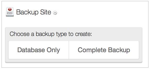Ein WordPress-Backup erstellen: Welches Backup darf es sein?
