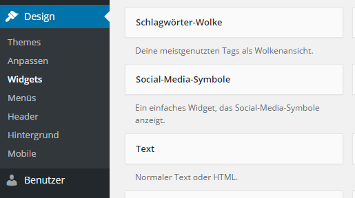 WordPress Tag Cloud_Widget